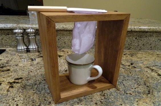 Como usar un Chorreador de Cafe