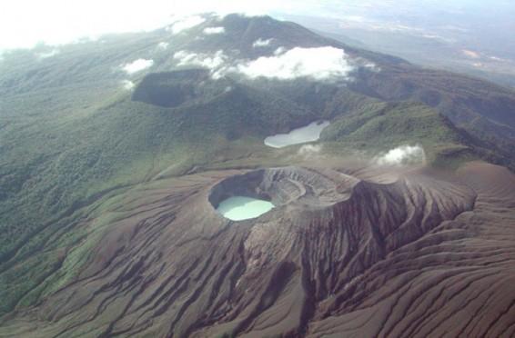 Volcán Ricón de la Vieja