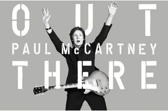 Paul McCartney in Costa Rica